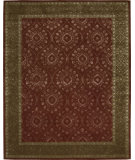 RugStudio presents Nourison Symphony SYM-06 Ruby Hand-Tufted, Best Quality Area Rug