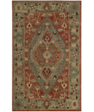 RugStudio presents Nourison Tahoe Ta01 Rust Hand-Knotted, Best Quality Area Rug