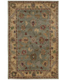 RugStudio presents Nourison Tahoe Ta03 Green Hand-Knotted, Best Quality Area Rug