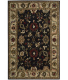 RugStudio presents Nourison Tahoe Ta08 Black Hand-Knotted, Best Quality Area Rug