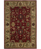 RugStudio presents Nourison Tahoe Ta08 Red Hand-Knotted, Best Quality Area Rug