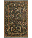RugStudio presents Nourison Tahoe Ta09 Charcoal Hand-Knotted, Best Quality Area Rug