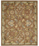 RugStudio presents Nourison Tahoe Ta13 Penny Hand-Knotted, Best Quality Area Rug