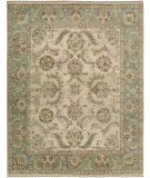 RugStudio presents Nourison Tajik TJ-01 Ivory Hand-Knotted, Better Quality Area Rug