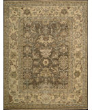 RugStudio presents Nourison Tajik TJ-02 Mushroom Hand-Knotted, Better Quality Area Rug