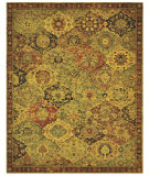 RugStudio presents Nourison Timeless Tml03 Multicolor Machine Woven, Good Quality Area Rug