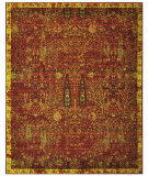 RugStudio presents Nourison Timeless Tml04 Scarlet Machine Woven, Good Quality Area Rug