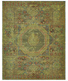RugStudio presents Nourison Timeless Tml06 Teal Machine Woven, Good Quality Area Rug