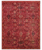 RugStudio presents Nourison Timeless Tml07 Red Machine Woven, Good Quality Area Rug