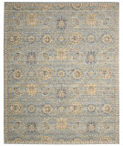 RugStudio presents Nourison Timeless Tml19 Light Blue Machine Woven, Good Quality Area Rug