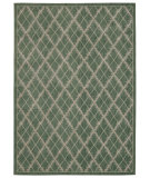 RugStudio presents Nourison Tranquility Tnq01 Light Green Machine Woven, Good Quality Area Rug