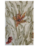 RugStudio presents Nourison Tropics TS-01 Ivory Hand-Tufted, Best Quality Area Rug