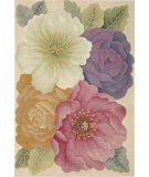 RugStudio presents Nourison Tropics TS-10 Multi Hand-Tufted, Best Quality Area Rug