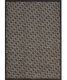 RugStudio presents Nourison Ultima Ul322 Ivory Chocolate Machine Woven, Good Quality Area Rug