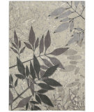RugStudio presents Nourison Utopia Utp11 Silver Machine Woven, Good Quality Area Rug
