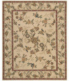 RugStudio presents Nourison Vallencierre VA-01 Beige Machine Woven, Best Quality Area Rug