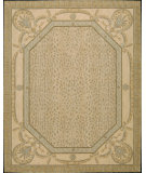 RugStudio presents Nourison Vallencierre VA-03 Stone Machine Woven, Good Quality Area Rug