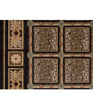 RugStudio presents Nourison Grand Parterre Va06 Multi Machine Woven, Good Quality Area Rug