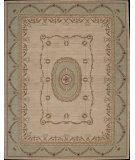 RugStudio presents Nourison Vallencierre VA-07 Beige Machine Woven, Good Quality Area Rug
