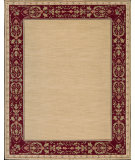 RugStudio presents Nourison Vallencierre VA-08 Beige Machine Woven, Good Quality Area Rug