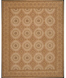RugStudio presents Nourison Vallencierre VA-22 Beige Machine Woven, Best Quality Area Rug