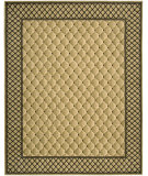 RugStudio presents Nourison Vallencierre VA-26 Beige Machine Woven, Best Quality Area Rug