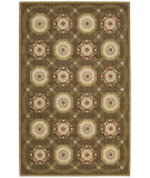 RugStudio presents Nourison Vallencierre VA-34 Khaki Machine Woven, Best Quality Area Rug