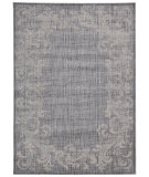 RugStudio presents Nourison Verdant Vdt04 Silver Machine Woven, Good Quality Area Rug