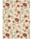 RugStudio presents Nourison Vista VIS-52 Ivory Machine Woven, Good Quality Area Rug