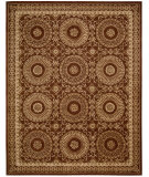 RugStudio presents Nourison Versailles Palace VP-50 Brick Hand-Tufted, Good Quality Area Rug