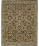 RugStudio presents Nourison Versailles Palace VP-50 Mocha Hand-Tufted, Good Quality Area Rug
