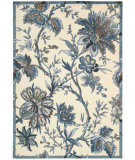 RugStudio presents Nourison Waverly Artisanal Delight Wad06 Indigo Machine Woven, Best Quality Area Rug