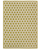 RugStudio presents Nourison Art House Wah25 Moss Flat-Woven Area Rug