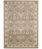 RugStudio presents Nourison Walden Wal03 Grey Machine Woven, Good Quality Area Rug