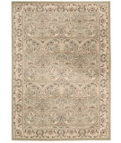 RugStudio presents Nourison Walden Wal03 Light Green Machine Woven, Good Quality Area Rug
