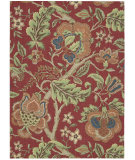 RugStudio presents Nourison Waverly Global Awakening Wga01 Garnet Machine Woven, Best Quality Area Rug