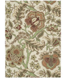 RugStudio presents Nourison Waverly Global Awakening Wga01 Pear Machine Woven, Best Quality Area Rug