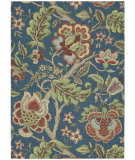 RugStudio presents Nourison Waverly Global Awakening Wga01 Sapphire Machine Woven, Best Quality Area Rug