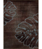 RugStudio presents Nourison Expressions XP-03 Brown Machine Woven, Good Quality Area Rug
