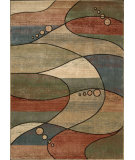 RugStudio presents Nourison Expressions XP-06 Multi Machine Woven, Good Quality Area Rug