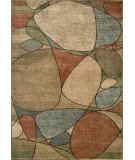 RugStudio presents Nourison Expressions XP-08 Multi Machine Woven, Good Quality Area Rug