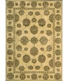 RugStudio presents Nourison Golden Saga GS-09 Ivory Machine Woven, Better Quality Area Rug
