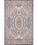 RugStudio presents Nourison Country Heritage H-686 Beige Hand-Hooked Area Rug