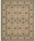 RugStudio presents Nourison Heritage Hall HE-23 Ivory Machine Woven, Best Quality Area Rug