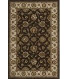 RugStudio presents Nourison India House IH-69 Chocolate Hand-Tufted, Good Quality Area Rug