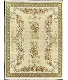 RugStudio presents Nourison Legacy LE-04 Ivory Hand-Knotted, Good Quality Area Rug