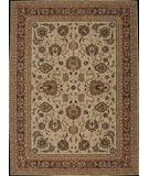 RugStudio presents Nourison Milburne Heights MI-03 Ivory-Red Machine Woven, Better Quality Area Rug