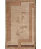 RugStudio presents Nourison Dimensions ND-04 Beige Hand-Tufted, Best Quality Area Rug