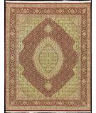 RugStudio presents Nourison Royalty RO-38 Burgundy Hand-Knotted, Best Quality Area Rug