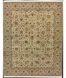 RugStudio presents Nourison Royalty RO-50 Beige Hand-Knotted, Good Quality Area Rug